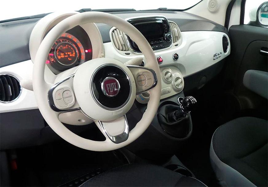Fiat 500 Affitto Lungo Termine Let S Car Malta